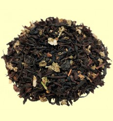 Té Negro con hojas de Frambuesa