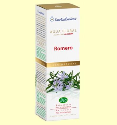 Agua Floral de Romero Bio - Esential Aroms - 100 ml