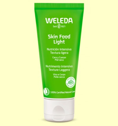Skin Food Light - Nutrición intensiva - Weleda - 30 ml