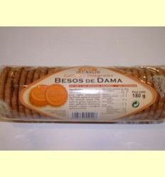 Galletas besos de dama - Int-Salim - 180 gr
