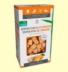 Caramelos Ginjer Esponjitas de Jengibre - Lemon Pharma - 60 gramos