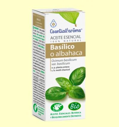 Aceite Esencial Basílico (Albahaca) - Esential Aroms - 10 ml
