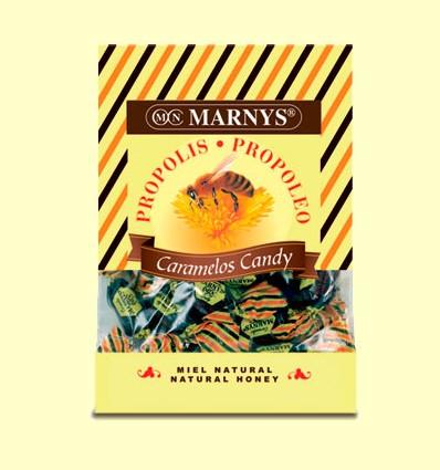 Caramelos de Propóleo y Miel - Marnys - 60 gramos