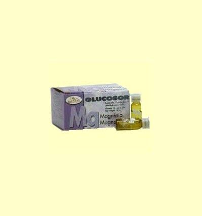 Glucosor Magnesio - Soria Natural - 12 viales