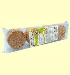 Galletas integrales con avena y manzana - Int-Salim - 200 gramos