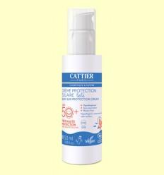 Crema Protección Solar Bebé SPF50 - Cattier - 50 ml