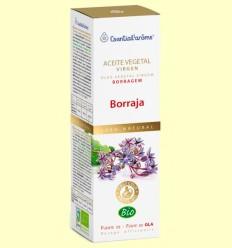 Aceite Vegetal Virgen de Borraja Bio - Esential'arôms - 100 ml