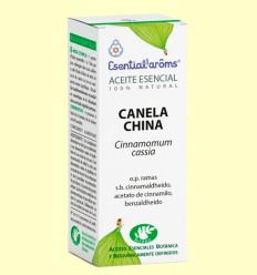 Aceite Esencial Canela China - Esential Aroms - 10 ml