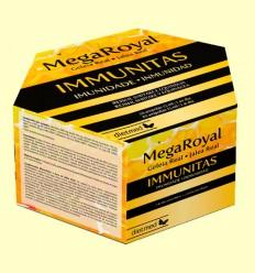 Mega Royal Immunitas Jalea Real - DietMed - 20 ampollas