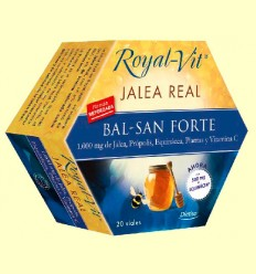 Royal-Vit Balsan Forte - Dietisa - 20 ampollas
