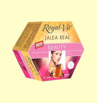 Royal-Vit Beauty - Dietisa - 20 ampollas