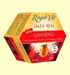Royal-Vit Ginseng - Dietisa - 20 ampollas