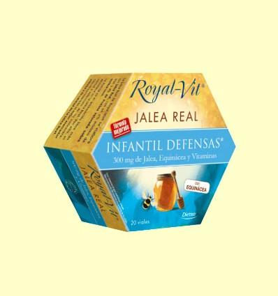 Royal-Vit Infantil Defensas - Dietisa - 20 ampollas