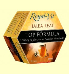 Royal-Vit Top Fórmula - Dietisa - 20 ampollas