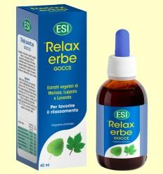 Relaxerbe gotas - Laboratorios ESI - 40 ml