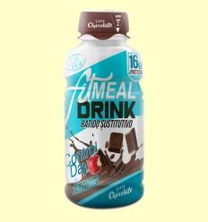 Fitmeal Drink Chocolate - NutriSport - 330 ml