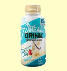 Fitmeal Drink Plátano y Vainilla - NutriSport - 330 ml