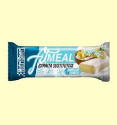 Fitmeal Barrita Yogur y Limón - NutriSport - 37,5 gramos