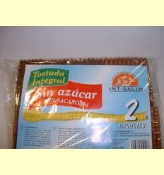 Galleta tostada integral - Int-Salim - 300 gr