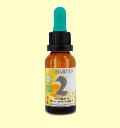 Complejo Floral Bio Fórmula 2 - Ilusión - Marnys - 20 ml