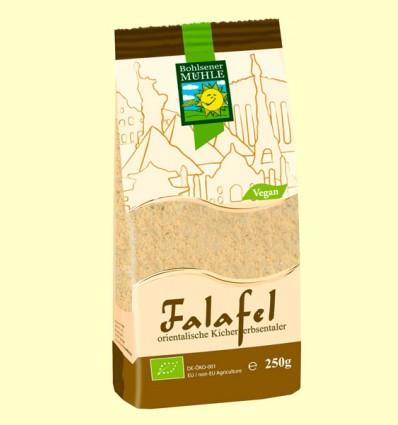 Falafel Mix Bio - Bohlesner Mühle - 250 gramos