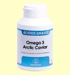 Omega 3 Arctic Caviar - Equisalud - 180 cápsulas