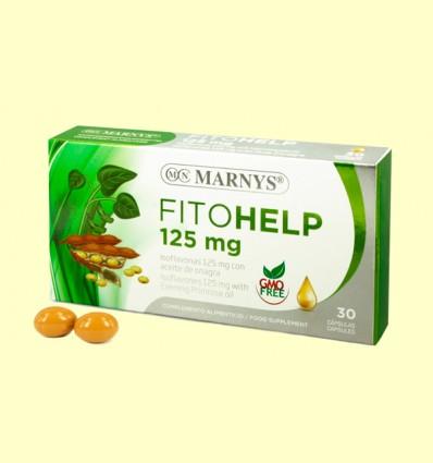 Fitohelp Isoflavonas - Marnys - 30 cápsulas