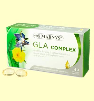 GLA Complex - Marnys - 60 perlas