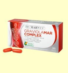 Graviolamar Complex - Marnys - 60 cápsulas