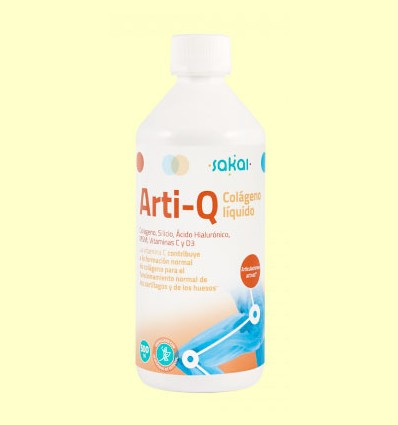 Arti Q Colágeno Líquido - Sakai - 500 ml