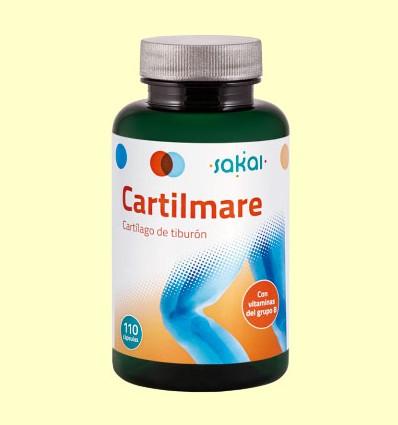 Cartilmare - Articulaciones - Sakai - 110 cápsulas