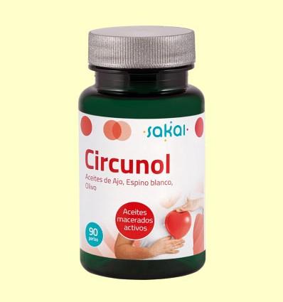 Circunol - Circulación - Sakai - 90 perlas