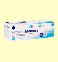 Fitovial Memory - Memoria - Sakai - 12 viales