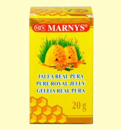 Jalea Real Pura - Marnys - 20 gramos