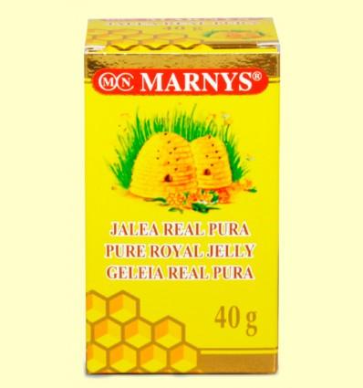 Jalea Real Pura - Marnys - 40 gramos