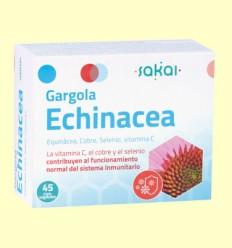 Gargola Echinácea - Sakai - 45 cápsulas vegetales