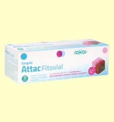 Gargola Fitovial Attac - Sistema inmunitario - Sakai - 12 viales
