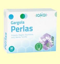 Gargola Perlas - Garganta - Sakai - 30 perlas