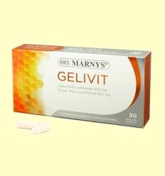 Gelivit Jalea Real - Marnys - 30 cápsulas