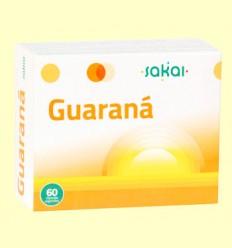 Guaraná - Sakai - 60 cápsulas
