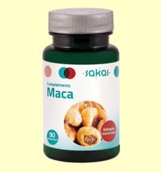 Maca - Sakai - 90 cápsulas