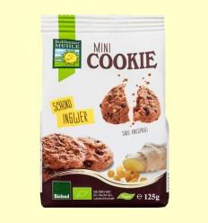 Mini Cookies Chocolate y Jengibre Bio - Bohlesner Mühle - 125 gramos