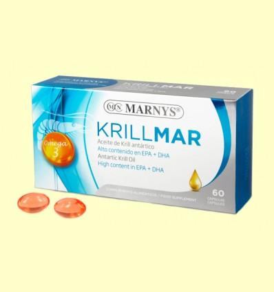 Krillmar - Marnys - 60 cápsulas