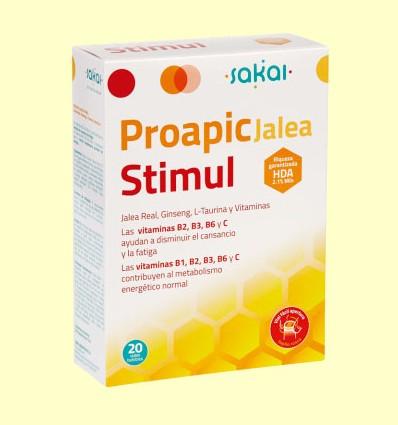 Proapi Jalea Stimul - Sakai - 20 viales
