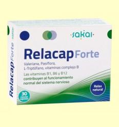 Relacap Forte - Relax y Serenidad - Sakai - 30 cápsulas
