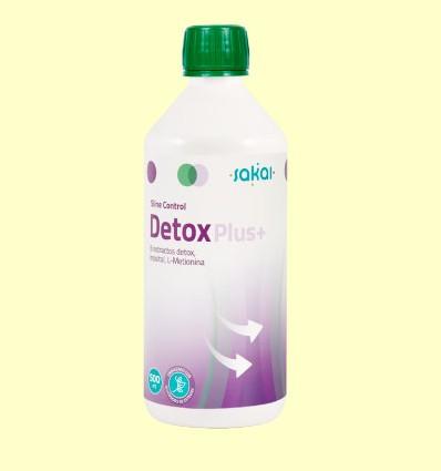 Sline Control Detox Plus - Sakai - 500 ml