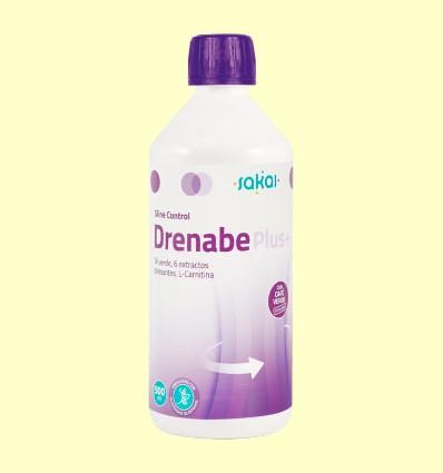 Sline Control Drenabe Plus+ - Sakai - 500 ml