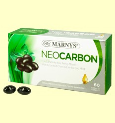 Neocarbon - Marnys - 60 cápsulas