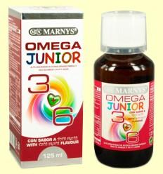 Omega 3+6 Junior - Marnys - 125 ml