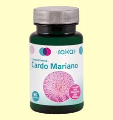 Cardo Mariano comprimidos - Sakai - 90 comprimidos
